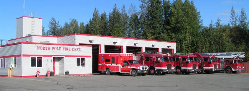 Welcome To The City Of North Pole Fire Department City Of