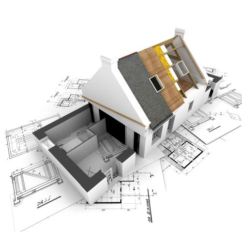 Project on building a house